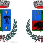 Lo stemma di Proserpio (CO)